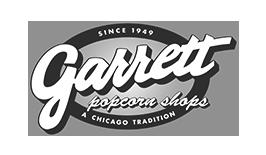 Garatte Popcorn Logo