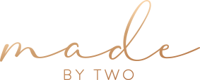 Made by two logo